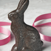 Dark Chocolate Bunny