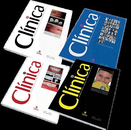 Revista Clínica - 2 ANOS DE ASSINATURA
