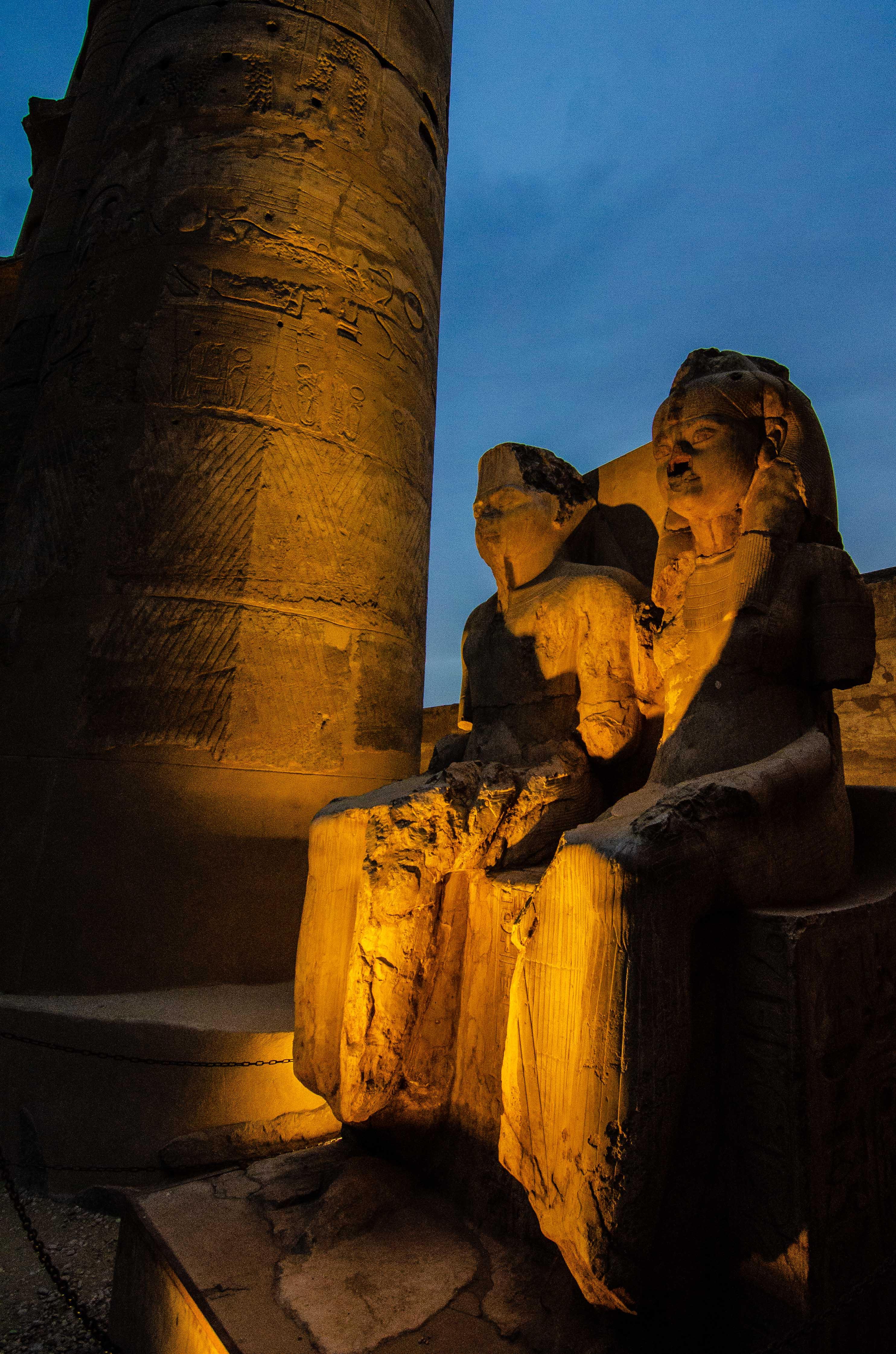 Erika_Templo de Luxor 1