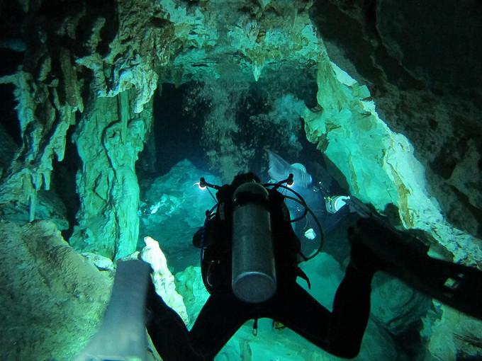 México - mergulho e cultura