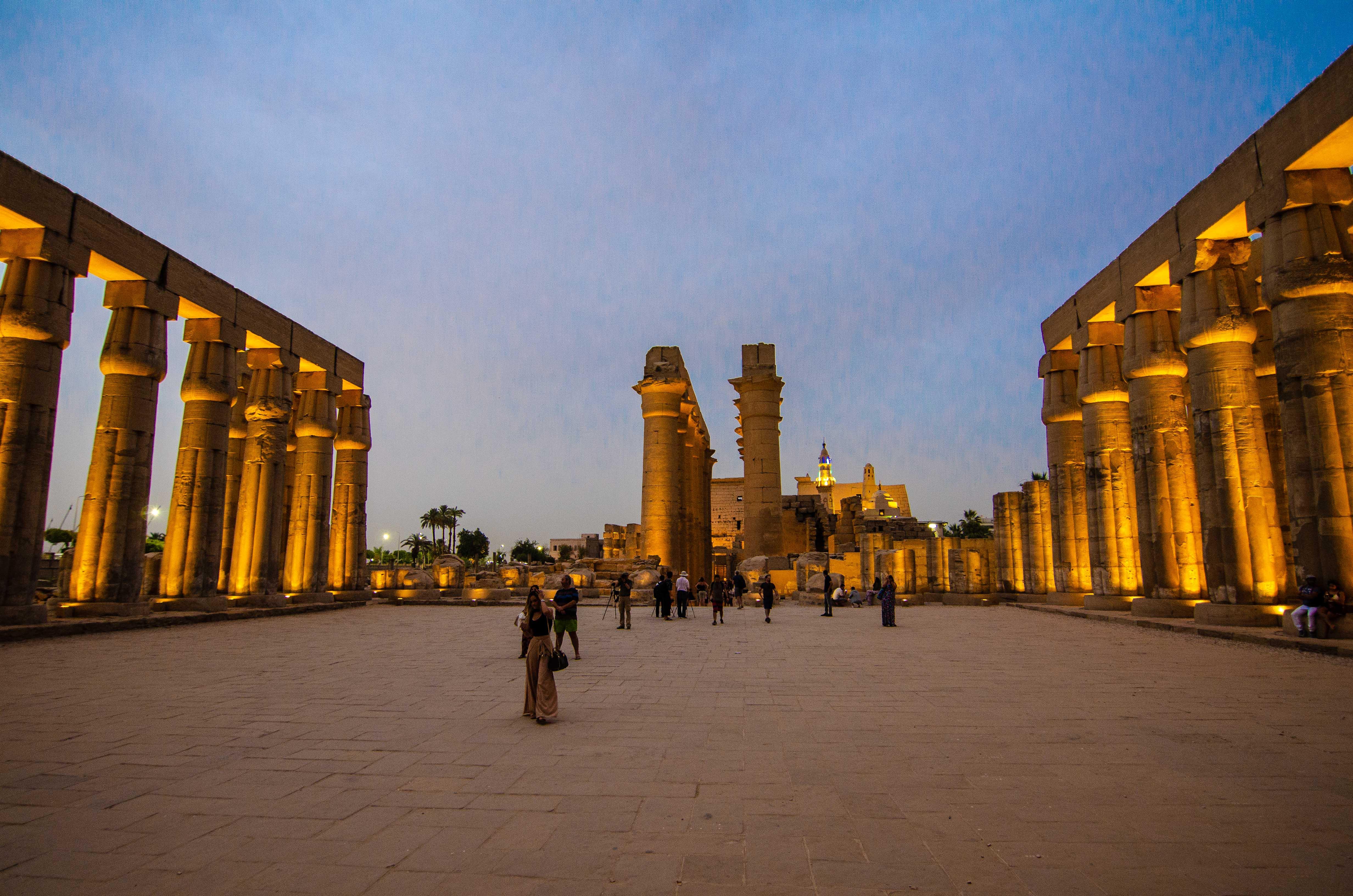 Erika_Templo de Luxor 2