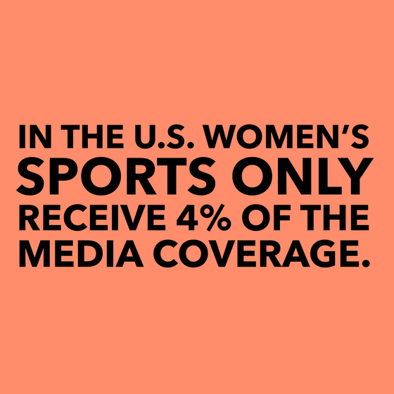 The Lack Of Coverage For Female Athletes