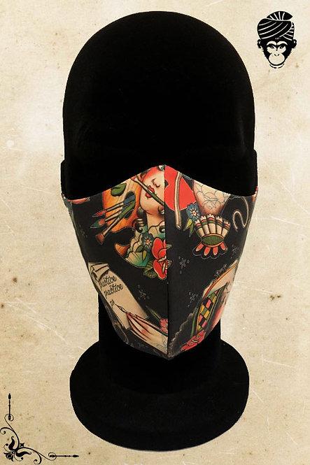 Mondmasker Heren GYPSY LIFE