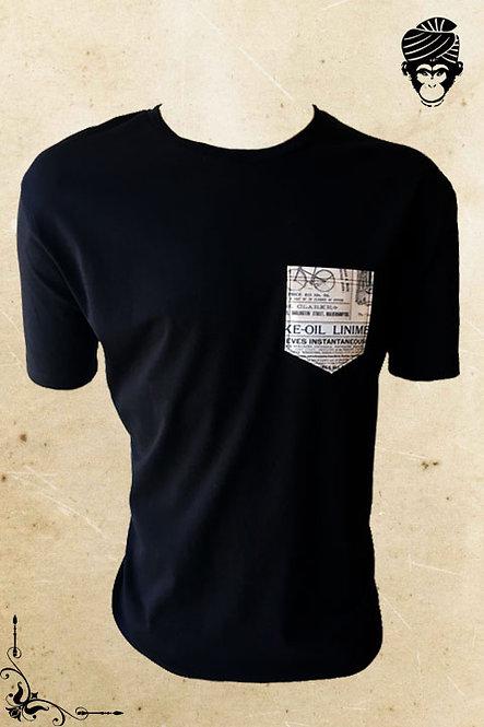 T-Shirt Heren NEWSPAPER