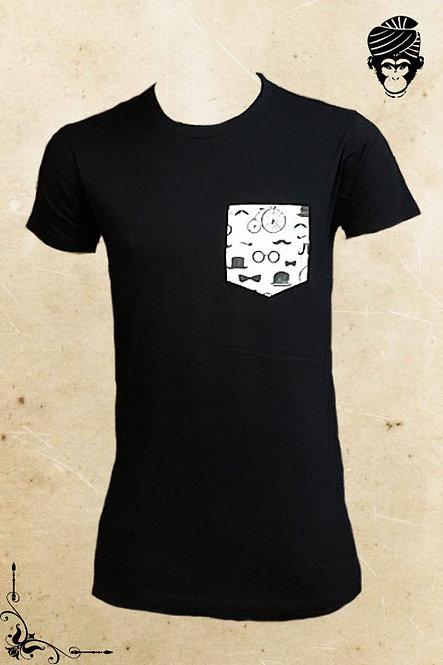 T-Shirt Heren GENTLEMEN
