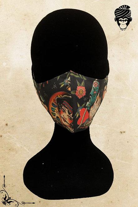 Mondmasker Dames GYPSY LIFE