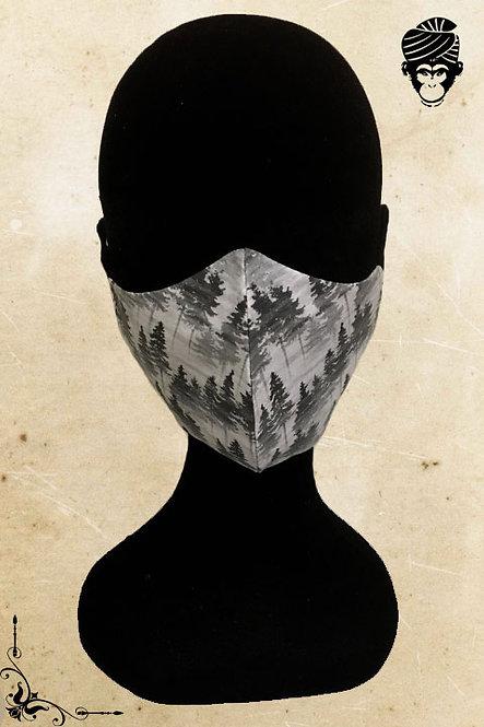 Mondmasker Dames WINTER WOODS