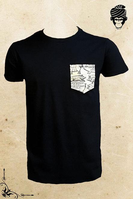 T-Shirt Heren PIGS