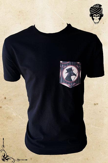 T-Shirt Heren PLAGUE MASTER