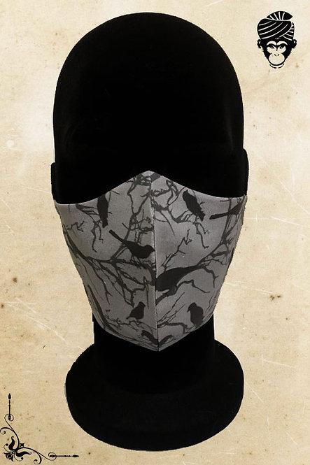 Mondmasker Heren BLACK CROW