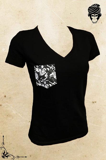 T-Shirt Dames FACES