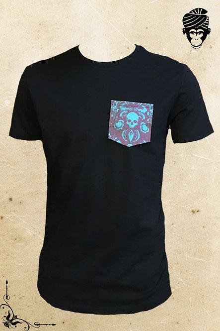 T-Shirt Heren ROMANTIC SKULL