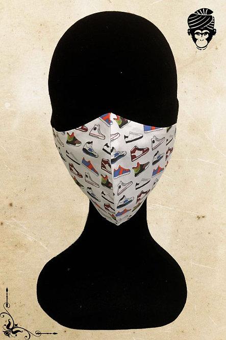 Mondmasker Dames SNEAKERS