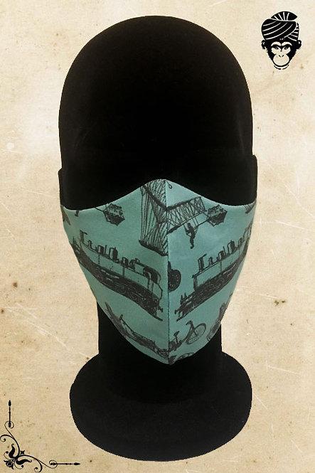 Mondmasker Heren MAGNIFICENT MACHINES