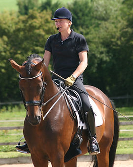 Dressage Instruction with Alice Peternell