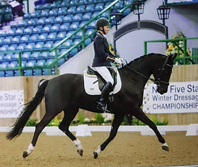 Winter Dressage Championships