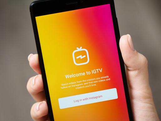 Kevés hazai márka lát fantáziát az Instagram tévében (sajtóközlemény)