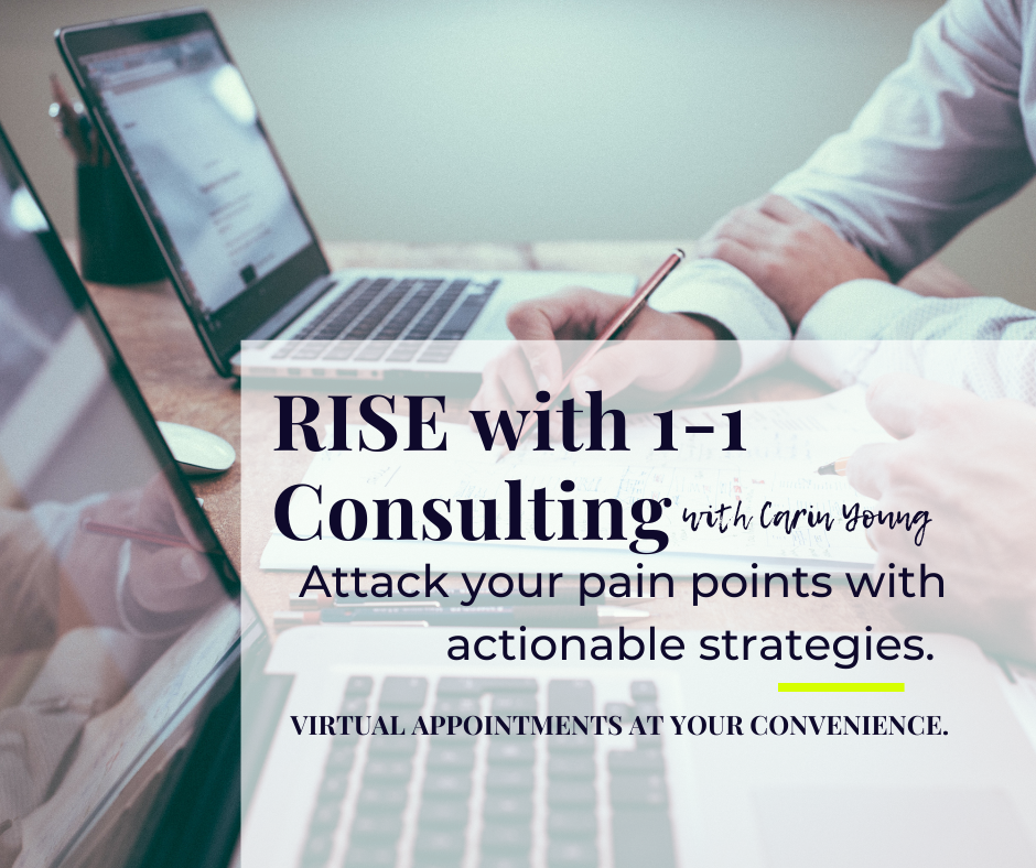 RISE-with 1-1 Sessions