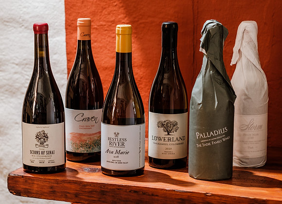 CONNOISEUR MONTHLY WINE SUBSCRIPTION