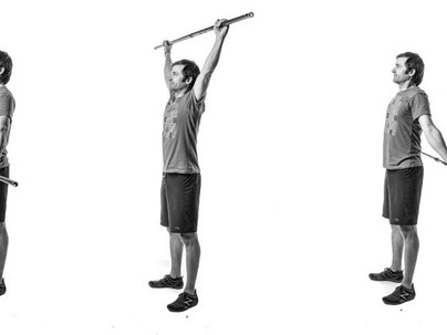 Shoulder & Hip Mobility Tips from Coach Jason