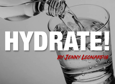 Hydrate! by Coach Jenny