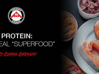 """Protein: The Real """"Superfood"""""""