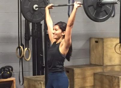 Lina Davila   Athlete of the Month