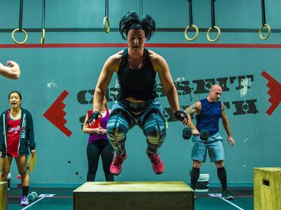 Athlete of the Month - Katia Ciampa