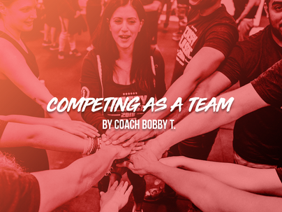 Competing as a Team