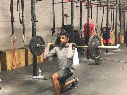 Athlete of the Month - Aravindan Jayaraman