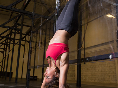 Handstand Tips and Tricks from Coach Jenny