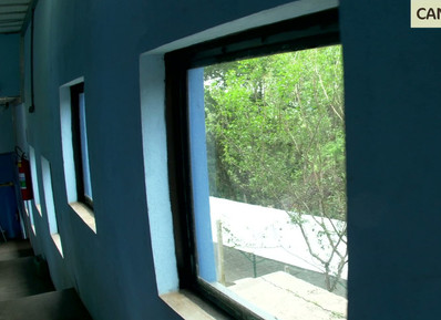 Dormitórios anti-ruído