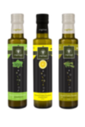 Infused Olive Olive from Olympus mountain in Greece by Virgilliant