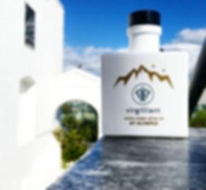 Premium olive oil, greek gift box