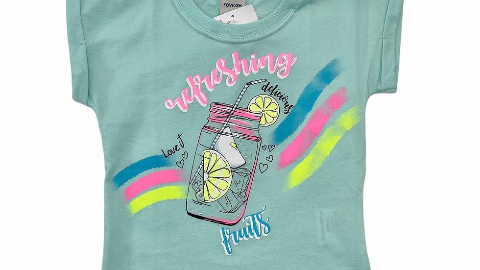 Camiseta Refreshing Fruits