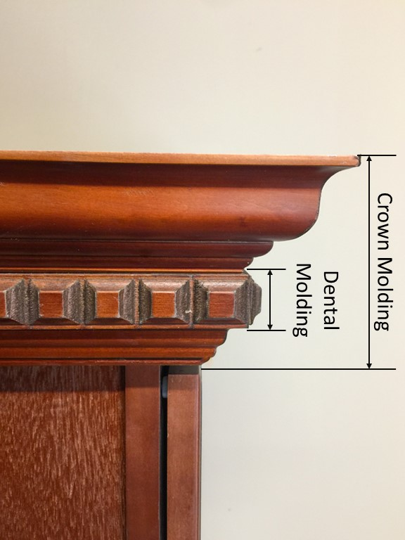 Dental Molding, Crown Molding
