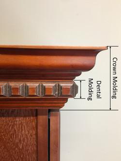 Dental Molding, Crown Molding
