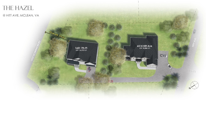 HOT SALE | McLean's New Lots, Two Luxurious Villas!