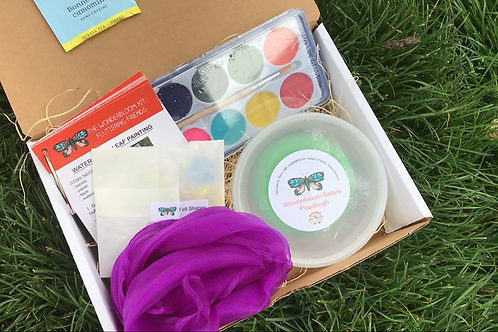The Wonderbloom Kit: Camp in a Box
