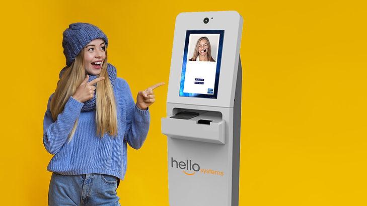 Woman with Kiosk.jpg