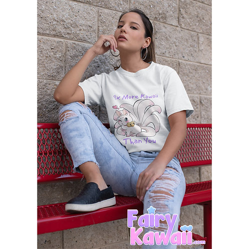 9 Times More Kawaii Than You Shirt Kawaii Clothing