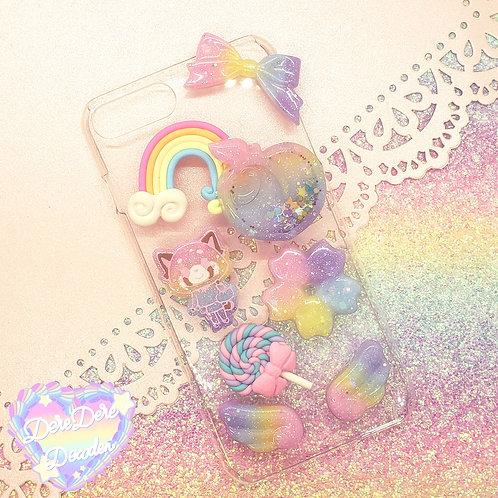 Aggrestuko Rainbow Peach Full Whip Layout