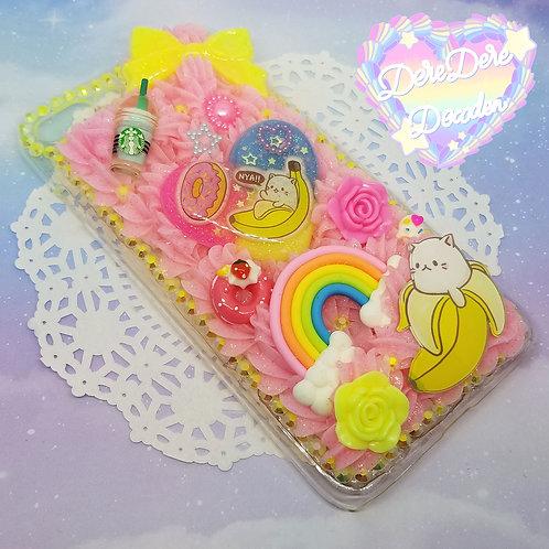 iPhone 7/8 Plus Bananya Case