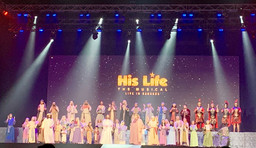 His Life Musical Live in Bangkok (16th A