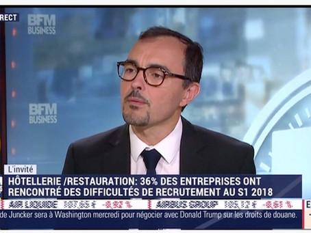 Les grèves ont fortement impacté l'activité touristique en France - 23/07