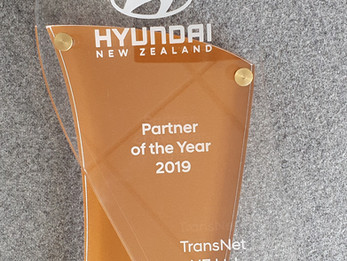 Partners of the Year 2019 Award