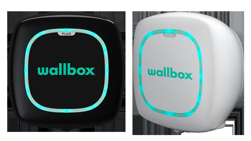 Wallbox Pulsar Plus | wallbox plug & drive