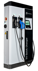 Buy Fast DC Chargers | TransNet e-Mobility