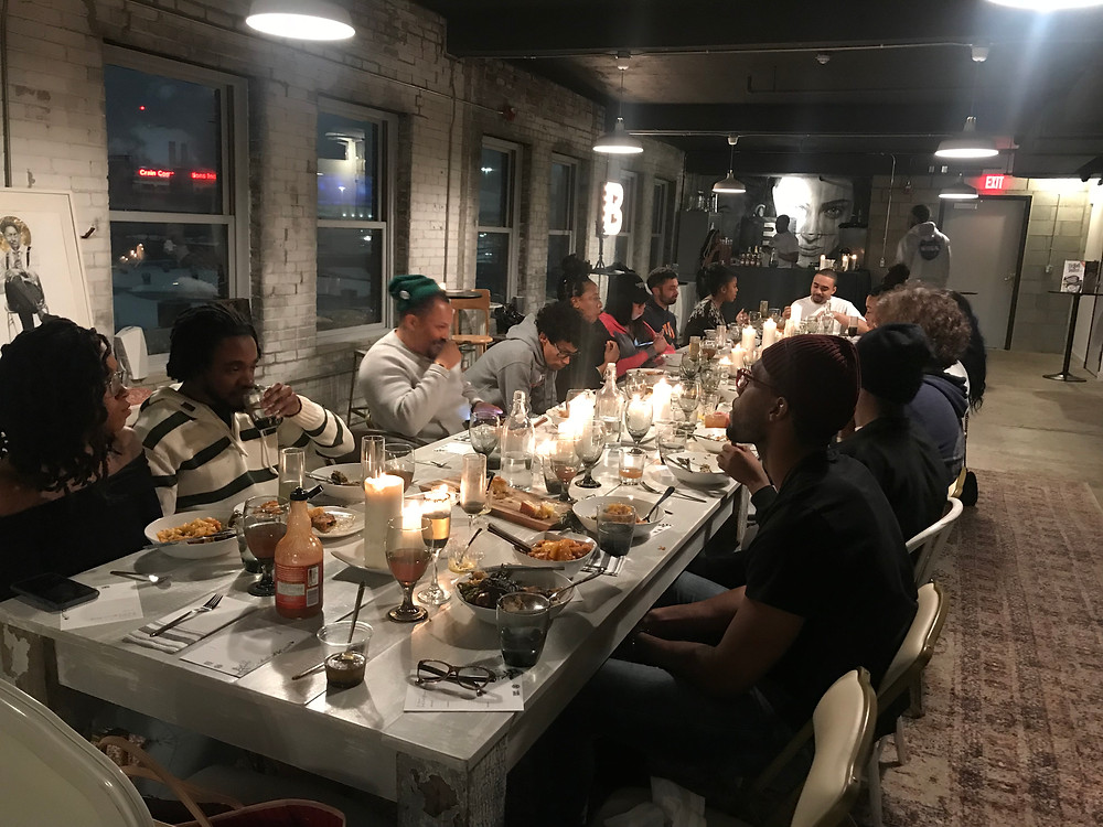 Infused Soul Food Dinner Party