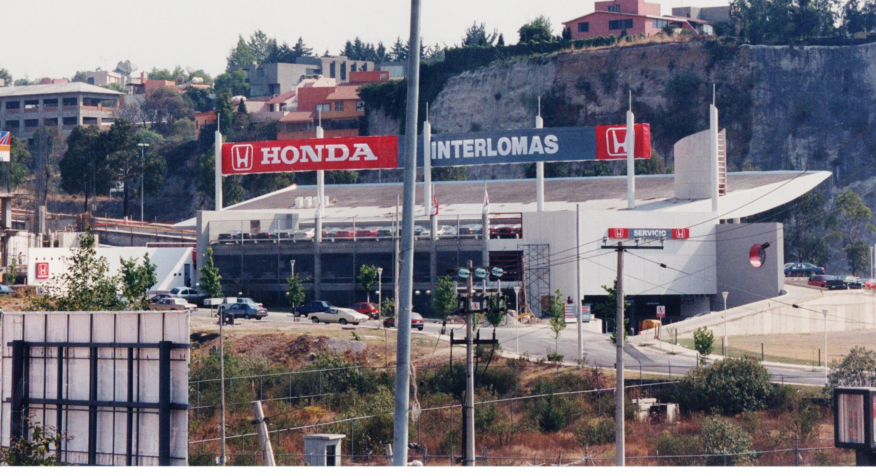 HONDA INTERLOMAS